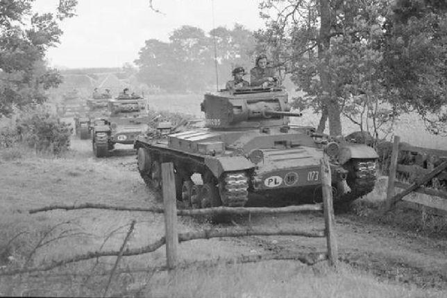 Czołg dziesiątki lat przeleżał pod polską ziemią