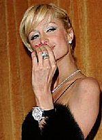 Paris Hilton prowadziła 'na gazie'