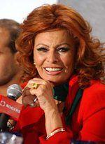 Sophia Loren zagrała swoją matkę
