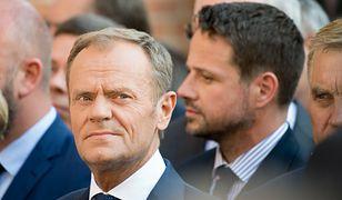Donald Tusk czy Rafał Trzaskowski? Gronkiewicz-Waltz wybrała bez wahania