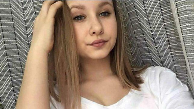 Poszukiwana 14-letnia Natalia Gontarz