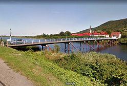 Śląskie. Zamiast prowizorki most, na razie jest przetarg