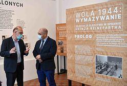Warszawa. Nowa wystawa. Nieznane zdjęcia prezentujące Rzeź Woli