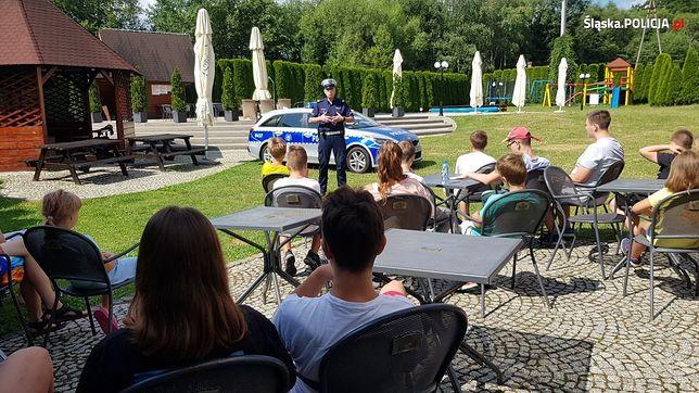 Śląskie. Śląska drogówka podsumowali pierwszy miesiąc wakacji.
