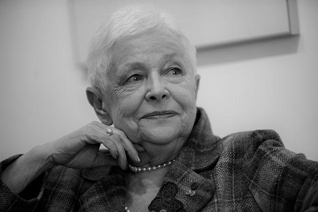 Krystyna Grzybowska nie żyje. Dziennikarka miała 77 lat