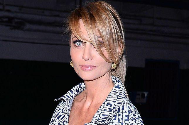 Aneta Kręglicka ma 54 lata