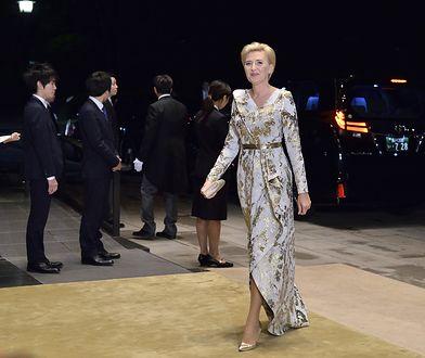 Para prezydencka wesprze WOŚP. Agata Kornhauser-Duda przekazała na aukcję piękną suknię
