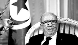 Prezydent Tunezji Bedżi Kaid Essebsi nie żyje. Miał 92 lata