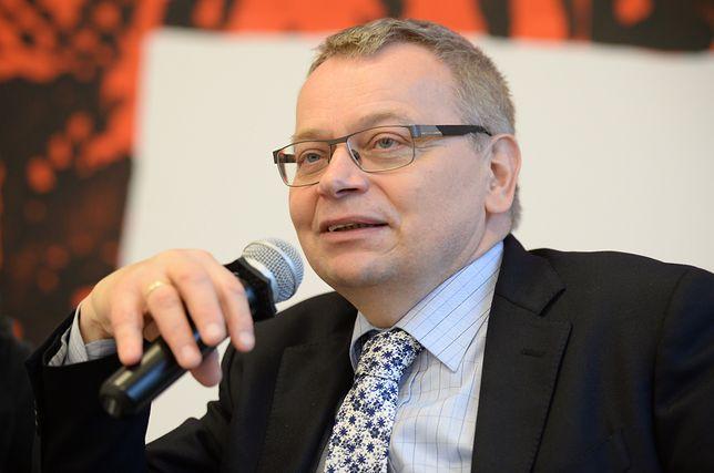 Tadeusz Zysk wyjaśnia, że nie zaproszono innych kandydatów, bo nie odpowiedzieli na zaproszenie