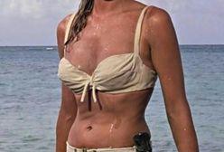 Ursula Andress: Pierwsza dziewczyna Bonda już nie zachwyca