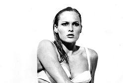 Ursula Andress: Pierwsza dziewczyna Jamesa Bonda 52 lata później