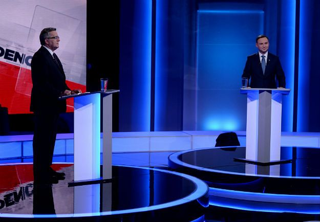 Druga debata kandydatów na prezydenta