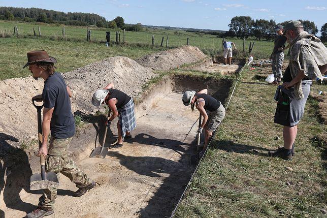 W Jatwiezi Dużej w gminie Suchowola (woj. Podlaskie) odnaleziono ślady osady obronnej sprzed ok. 2,5 tys. lat