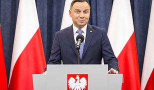 Andrzej Duda zawetował ustawę degradacyjną