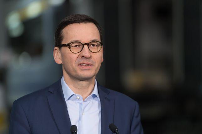 Premier Mateusz Morawiecki przyjął dymisję 17 wiceministrów