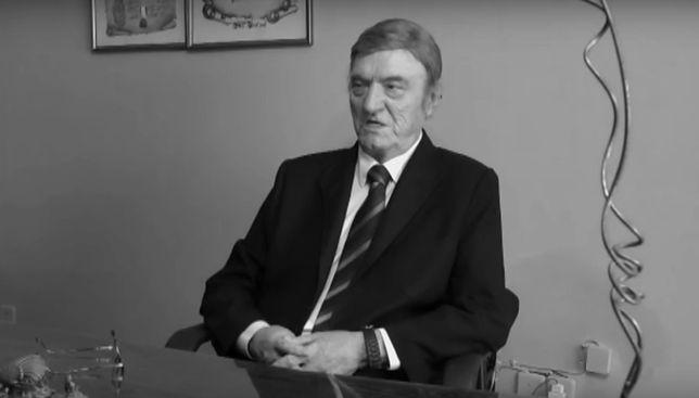 Nie żyje Jan Kobylański. Kontrowersyjny działacz polonijny miał 95 lat