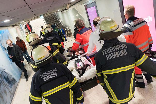 Atak w Hamburgu. Mężczyzna z Nigru zabił byłą żonę i dziecko
