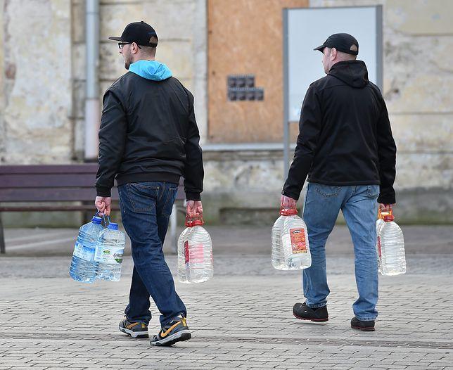 Awaria wodociągów w Opolu. Mieszkańcy osiedla bez bieżącej wody