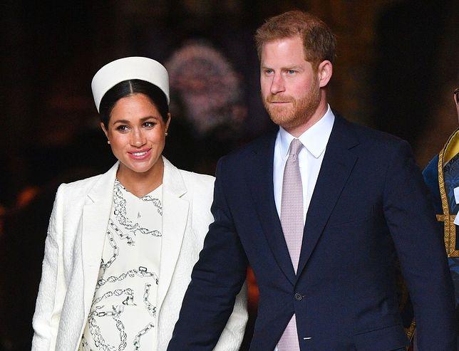 Księżna Meghan i książę Harry zamieszkają we własnym domu