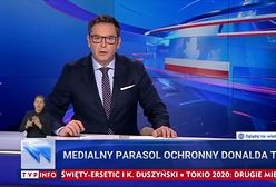 """""""Wiadomości"""" atakują TVN. """"Zniszczą wolność słowa w Polsce"""""""