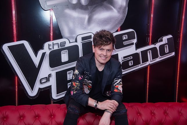 Paddy z Kelly Family w The Voice of Poland
