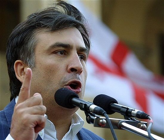 Saakaszwili: rząd Gruzji ogłosi Abchazję i Osetię Płd. terytoriami okupowanymi