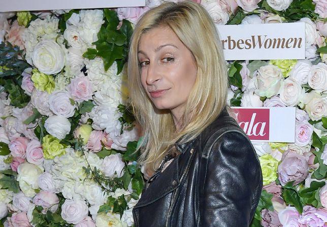 Magdalena Schejbal poinformowała fanów, że została zatrzymana przez policję podczas strajku kobiet