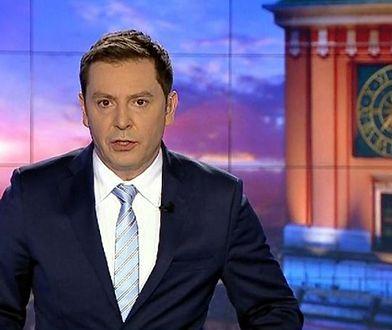 """TVP wyemitowało materiał o Dominicu z """"Top Model""""."""
