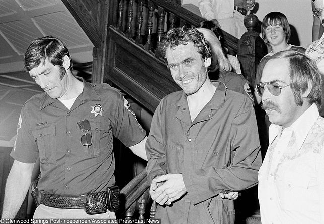 """Ostatnie słowa Teda Bundy'ego brzmiały: """"Przepraszam, że sprawiłem tyle kłopotów"""""""