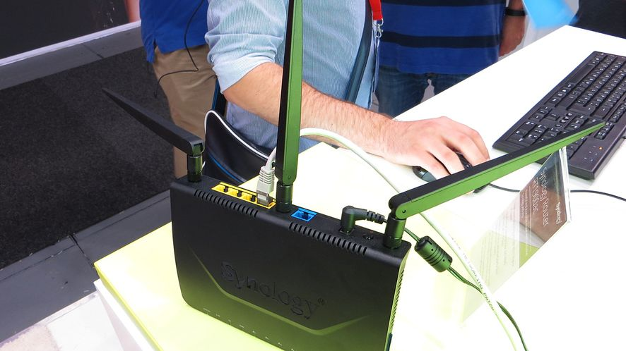 [IFA 2015] Poznajcie pierwszy router Synology: RT1900ac