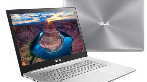 ASUS wprowadza 15-calowego laptopa 4K, Sharp prezentuje 13,3-calowy ekran 8K