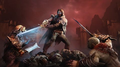 Pierwsza galeria z Middle-earth: Shadow of Mordor