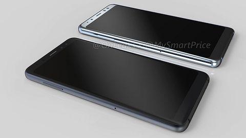 """Samsung Galaxy A5 i A7 2018 z """"bezramkowym"""" wzornictwem"""
