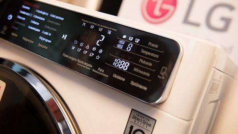 Ciche, szybkie i inteligentne – najnowsze pralki LG 6 Motion #prasówka