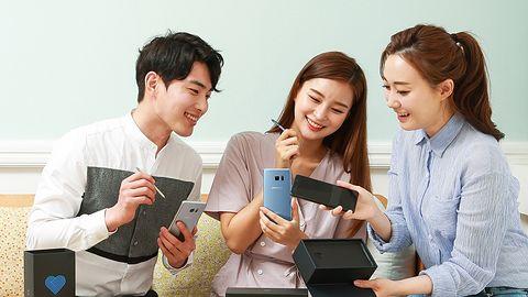 Galaxy Note Fan Edition: odświeżony Galaxy Note 7 oficjalnie powrócił