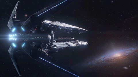 Mass Effect Andromeda gra na nostalgii, ale komandor Shepard nie powróci