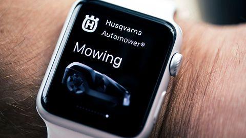 Husqvarna wprowadza aplikację na Apple Watch do sterowania kosiarkami #prasówka