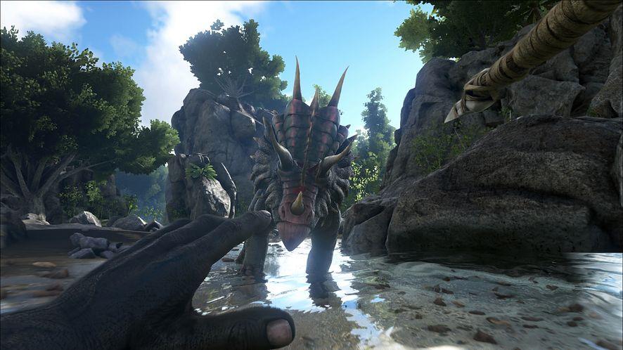 Spędź weekend na dinozaurze. Ark: Survival Evolved za darmo na Steamie