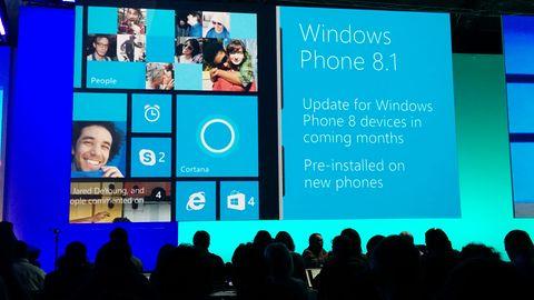 Microsoft prezentuje zmiany i rozpoczyna okres wsparcia Windows Phone 8.1