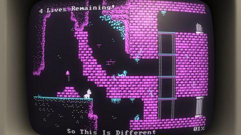 You Have to Win the Game na weekend – retroplatformówka z grafiką CGA