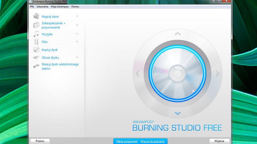Skuteczne nagrywanie płyt bez zbędnych funkcji z Ashampoo Burning Studio Free