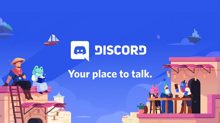 """Discord zmienia szaty: nie """"chat for gamers"""", ale """"your place to talk"""""""