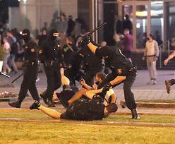 Tym strzelano do ludzi na Białorusi. Internauci pokazują zdjęcia