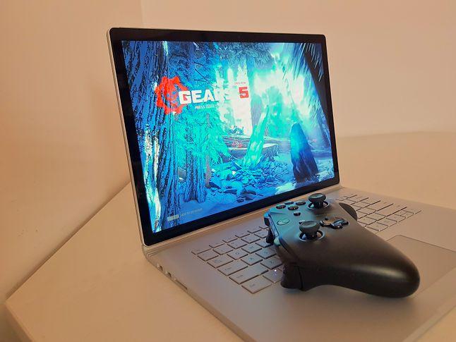 Gears 5 na Windows 10, fot. Jakub Krawczyński