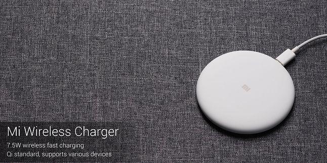 Ładowarka bezprzewodowa Xiaomi Mi Wireless Charger, źródło: Twitter Xiaomi
