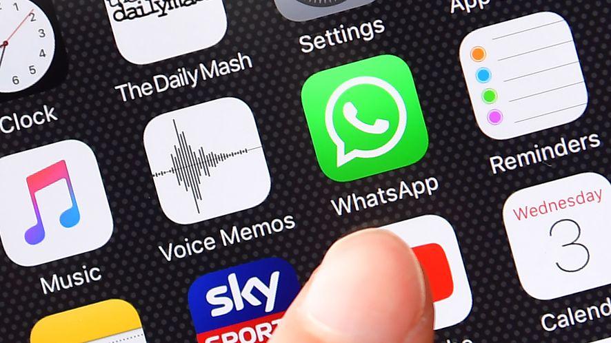 WhatsApp dla Windowsa 10 skorzysta z Centrum Akcji (Getty / Carl Court / Staff)