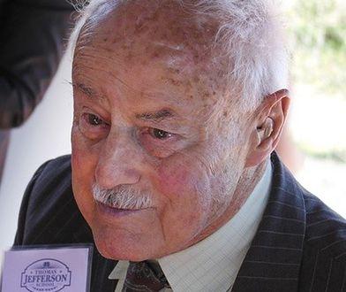 Charles Merrill, filantrop i milioner, zmarł w Nowym Sączu. Miał 97 lat