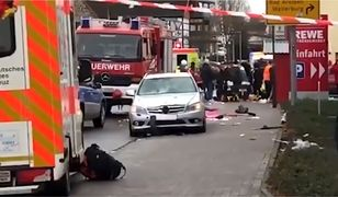 Niemcy. Samochód wjechał w tłum na paradzie w Volkmarsen. Są ranni