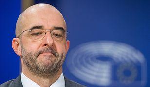 Unia Europejska. Zoltan Kovacs - rzecznik ds. międzynarodowych rządu Viktora Orbana (zdj. arch.)