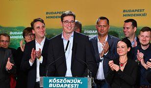 Reprezentujący opozycję Gergely Karacsony wygrał bitwę o stanowisko burmistrza Budapesztu